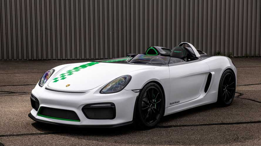 Porsche Bergspyder Is A Lightweight Sports Car That Never Happened