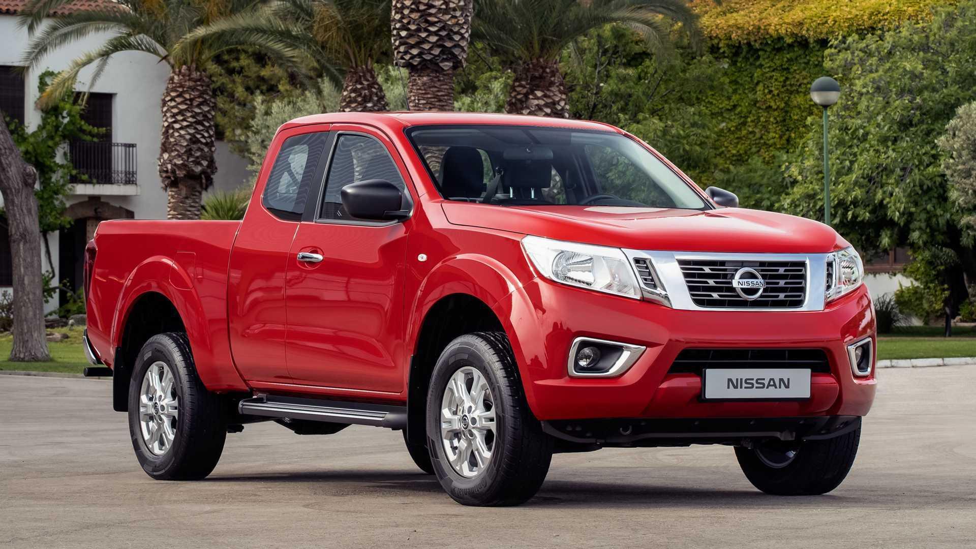 2020 Nissan Navara Prices
