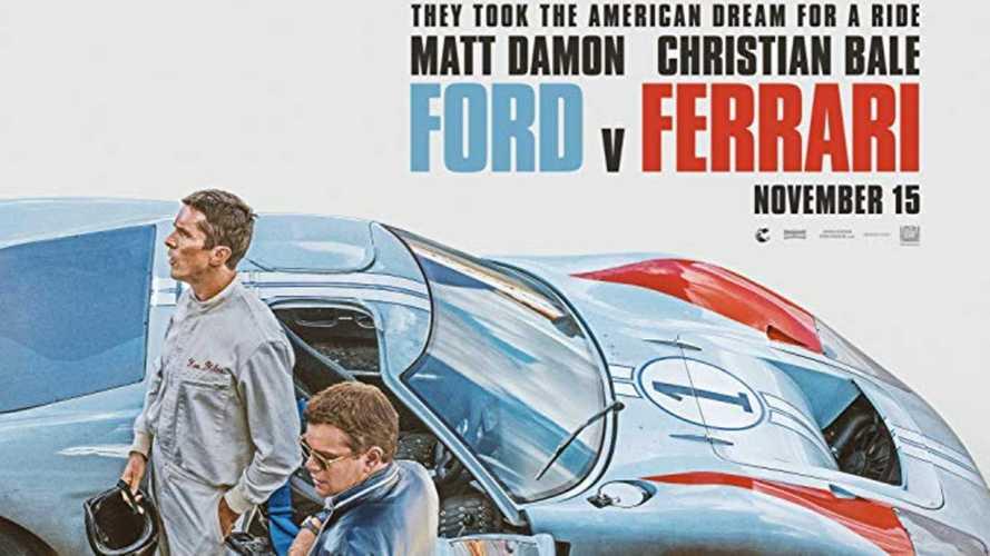 Explosive Ford V Ferrari Movie Trailer Revealed