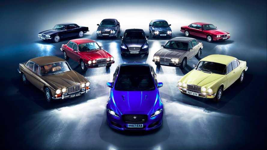 Jaguar XJ photo gallery
