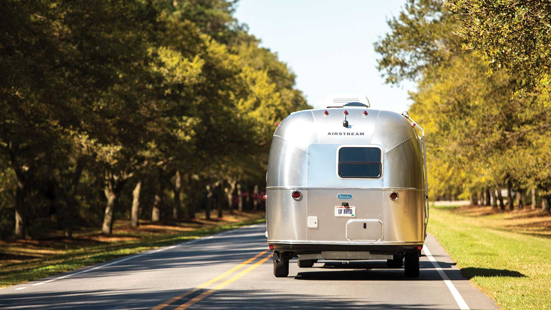 Airstream Revives Classic Bambi, Caravel Names For New