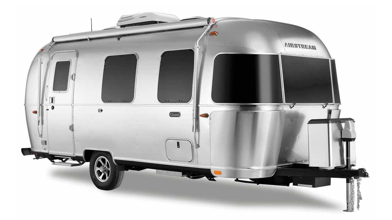 Airstream Caravel 22 (2019)