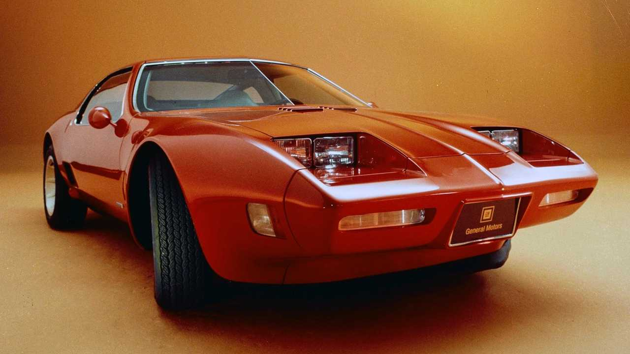 Chevrolet Two-Rotor Corvette (1973)