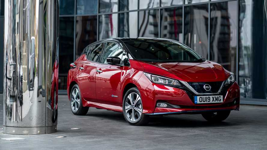 Nissan Leaf tops chart of best-known EVs