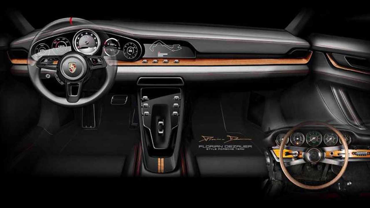 Porsche 911 Heritage Design