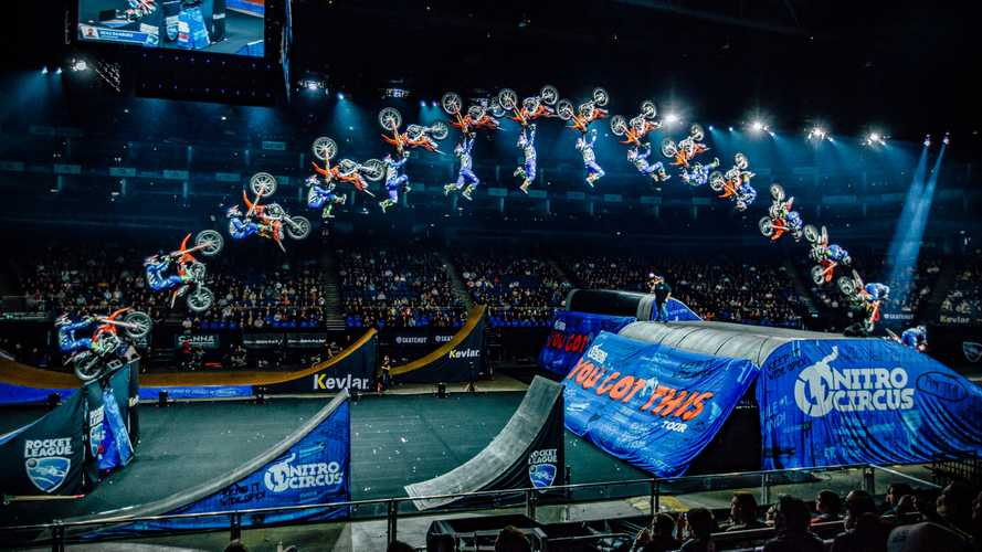 Nitro Circus sacudió Madrid con su tour 'You Got This'