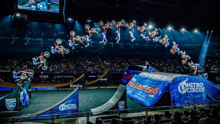 Nitro Circus Tour 2019