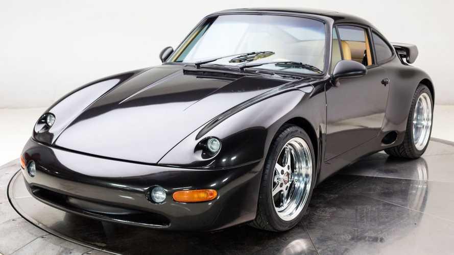 1977 Porsche 911 Strosek Puts A Spin On A Beloved Original