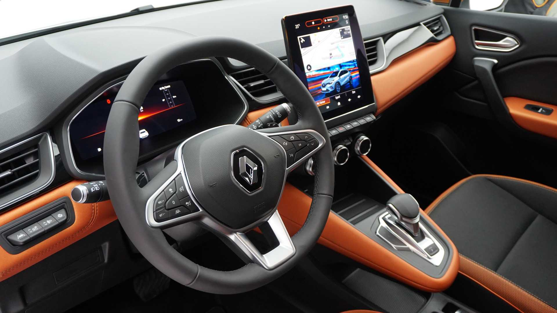 Renault Captur 2020: Interior, Price, Redesign, And Specs >> 2020 Renault Captur Breaks Cover With Familiar Look New Tech