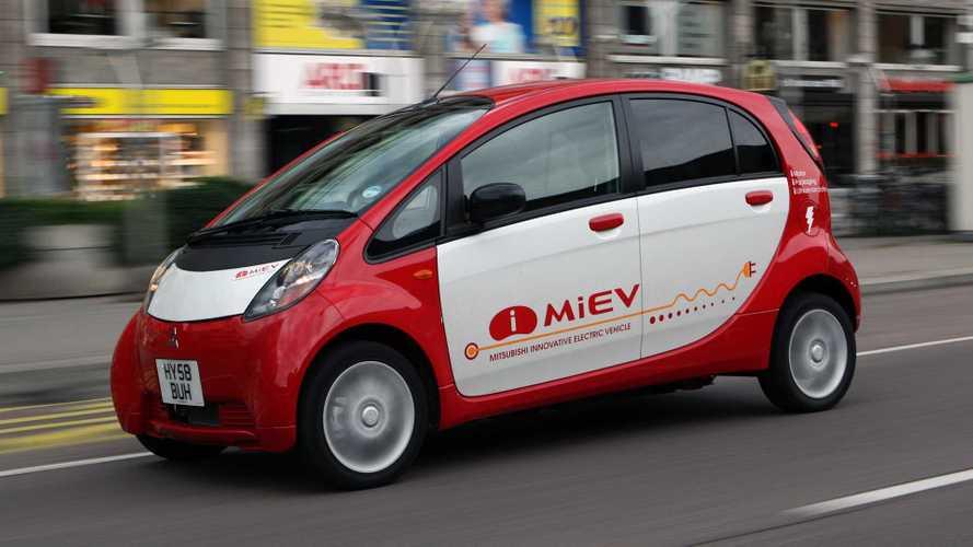 Mitsubishi irá descontinuar seu 1° carro elétrico de produção em massa