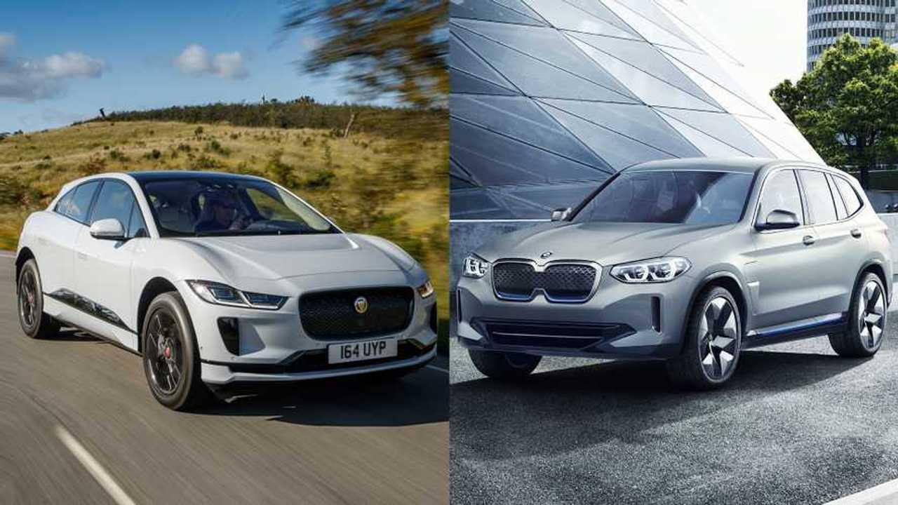 BMW e Jaguar Land Rover per le elettriche di domani