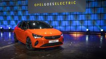 Opel Corsa-e presentation