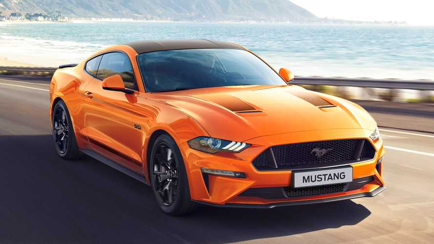 Ford Mustang55, una serie speciale per un compleanno importante