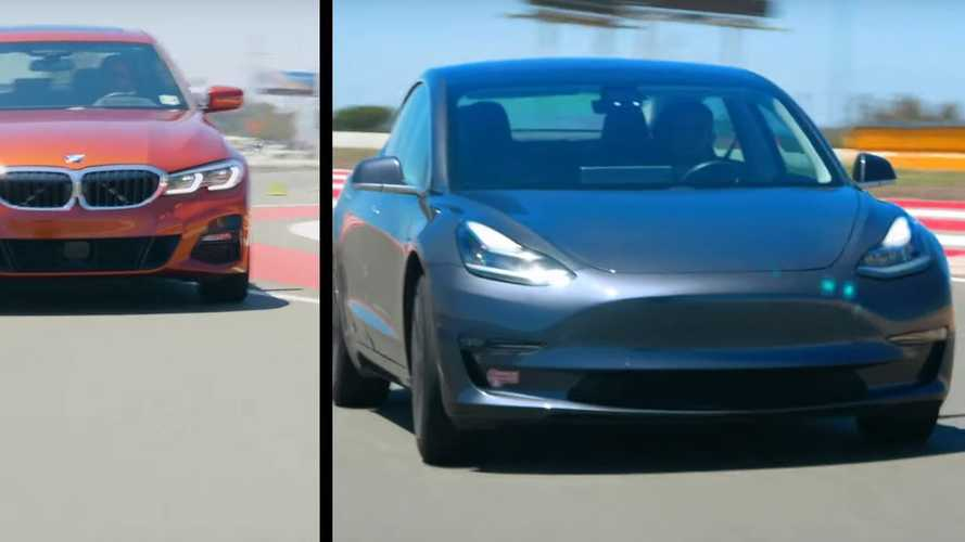 Edmunds: Tesla Model 3 Is 'Way More Fun' Than New BMW 3 Series
