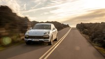 2020 Porsche Cayenne Turbo S E-Hybrid: First Drive