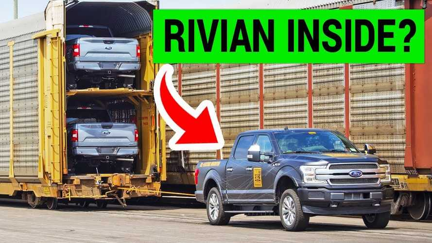 Rivian Is The Reason Ford's F-150 All-Electric Demo Makes Sense