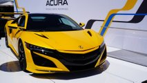 2020 Acura NSX Indy Yellow Pearl Live At Pebble Beach