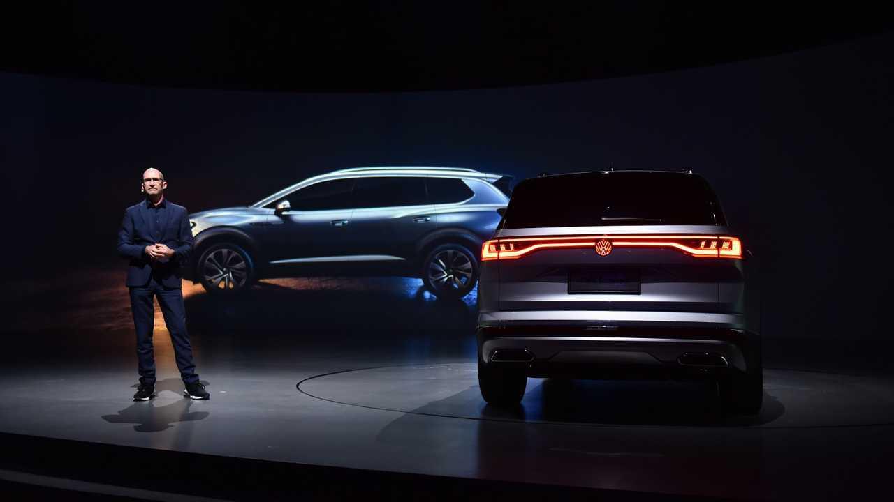 2019 VW SMV concept