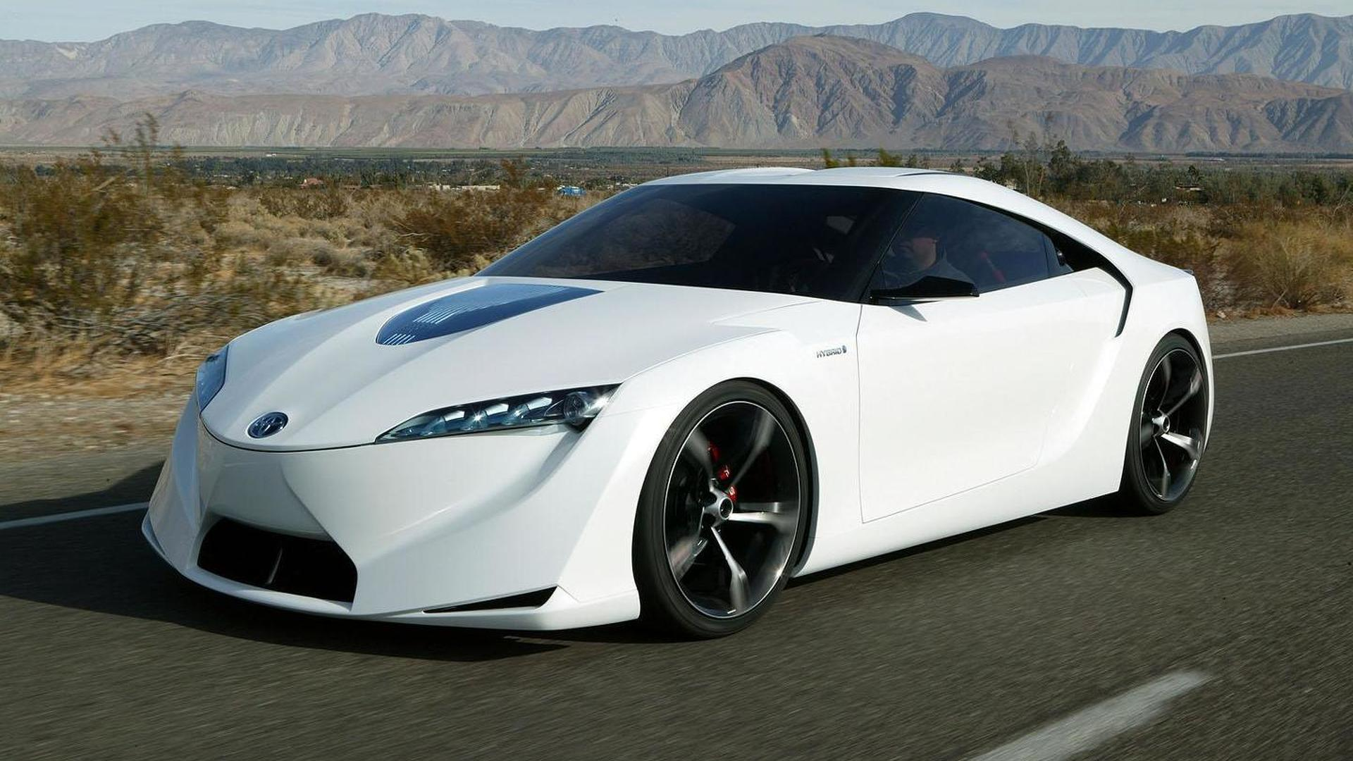 2015 Toyota Supra To Be A Hybrid With 400 Hp Report