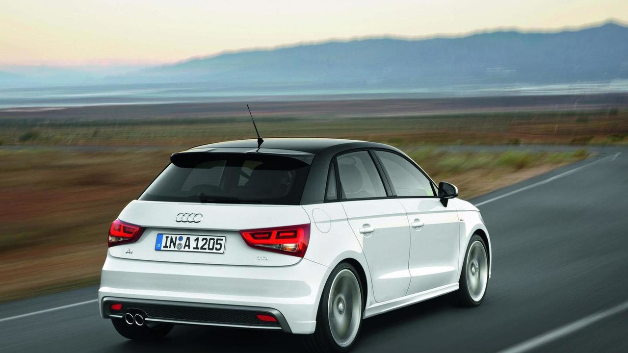2012 Audi A1 Sportback With S Line Revealed Video