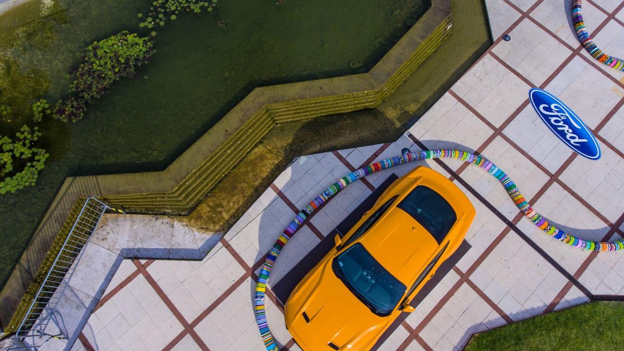 Ford-LEGO Rekorddöntés