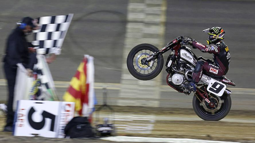 Indian Wrecking Crew Claims 1-2 Finish in Atlanta
