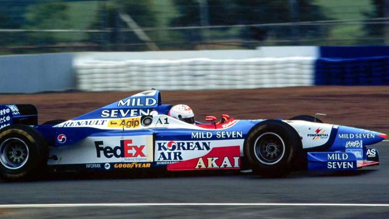 3. Martin Brundle (158 Grandes Premios)