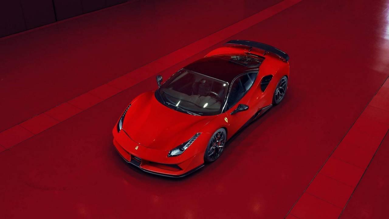 Ferrari 488 GTB de Pogea Racing