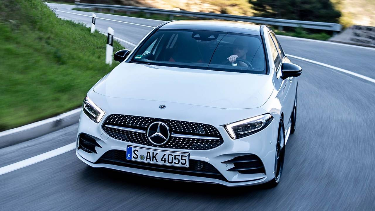 Neuer Mercedes Klasse A 2018