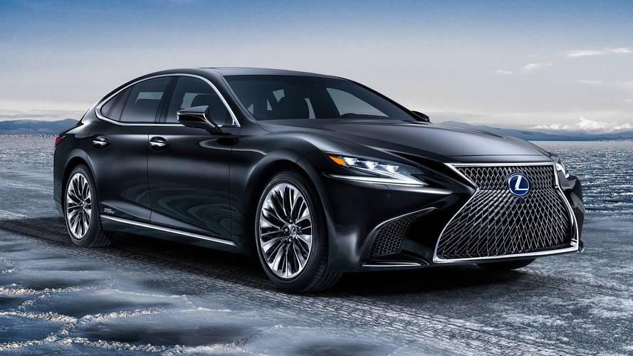 Флагманский Lexus LS может получить «бюджетную» версию