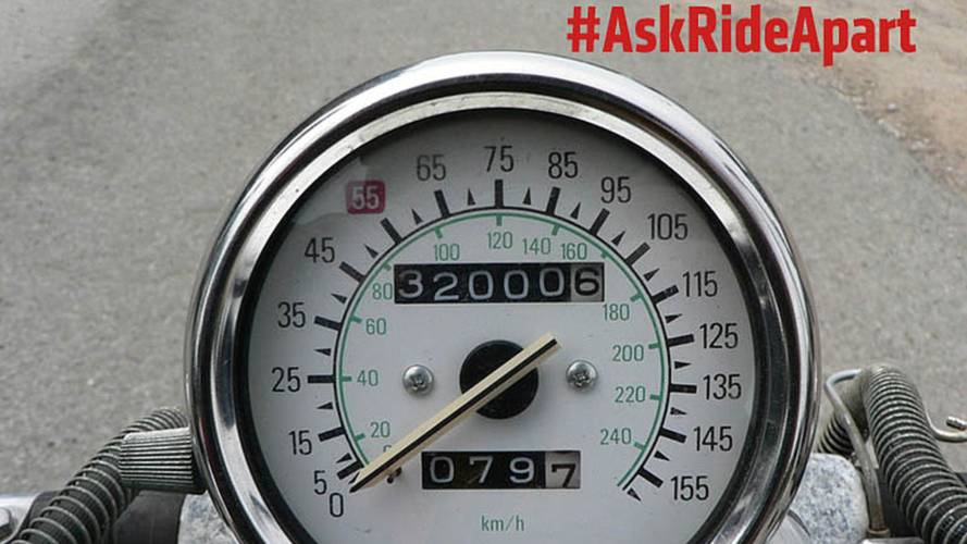 Ask RideApart: How Many Miles Are Too Many On A Used Bike?