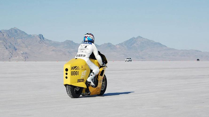 SCTA/BNI Announces Cancellation of 2015 World Finals Land Speed Event