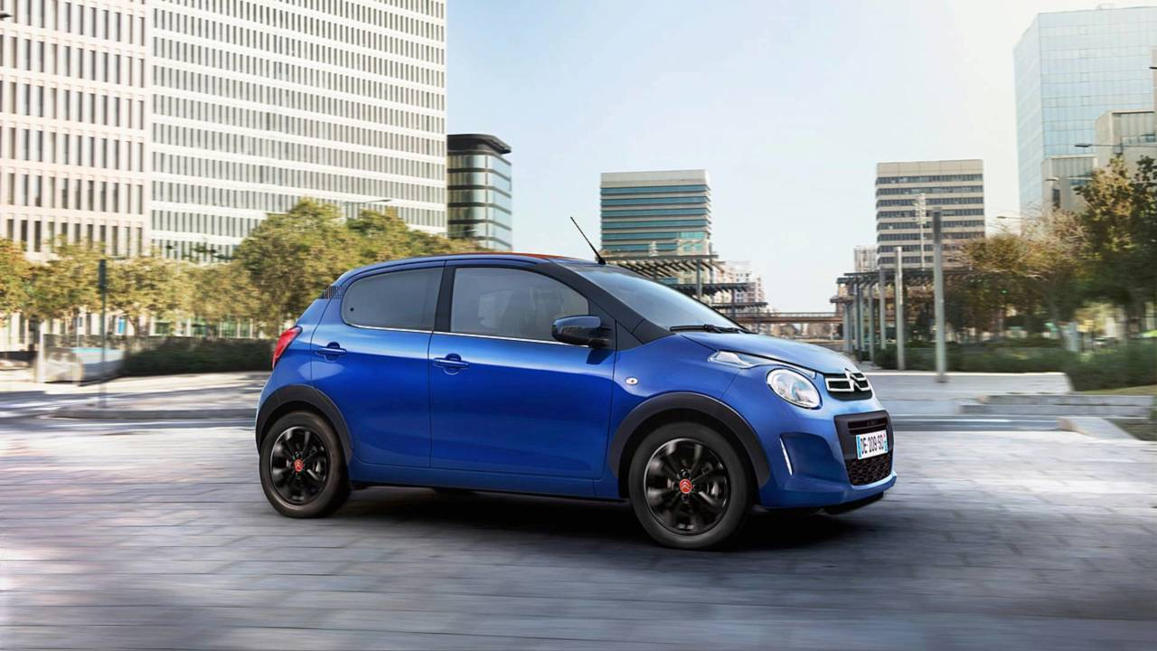 Citroën C1 Urban Ride 2018