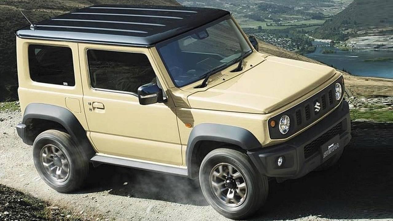 Suzuki Jimny 2019: motor y prestaciones