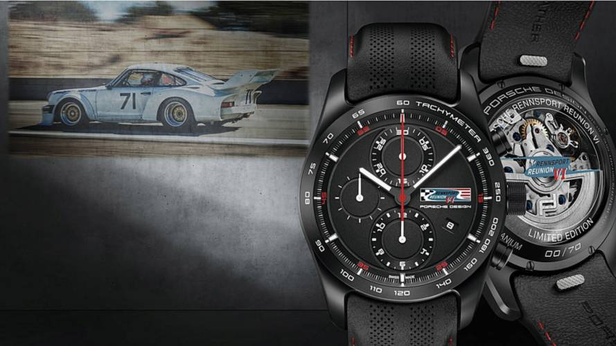 Porsche Design Chronotimer Rennsport Reunion VI Limited Edition