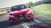 Honda Civic Type R - Körrekord Magny-Coursban