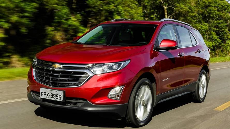 Chevrolet Equinox fica até R$ 18.900 mais barato; veja preços