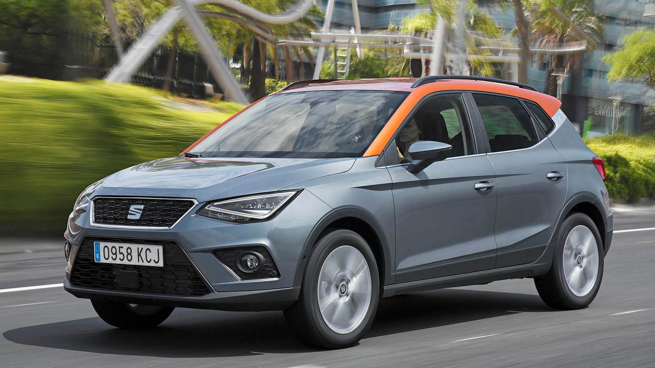 Seat Arona 1.0 TSI (70 kW)