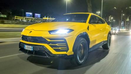 SUVs premium em janeiro: Lamborghini Urus já vende igual ao BMW X6
