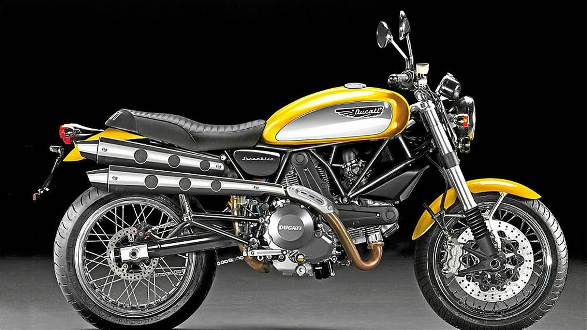 Listen To The Blissful Sound Of The All New Ducati Scrambler With