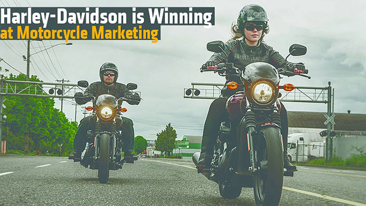 Harley-Davidson is Winning at Motorcycle Marketing