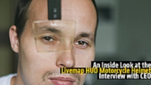 understanding hud motorcycle helmets exclusive interview with livemap ceo