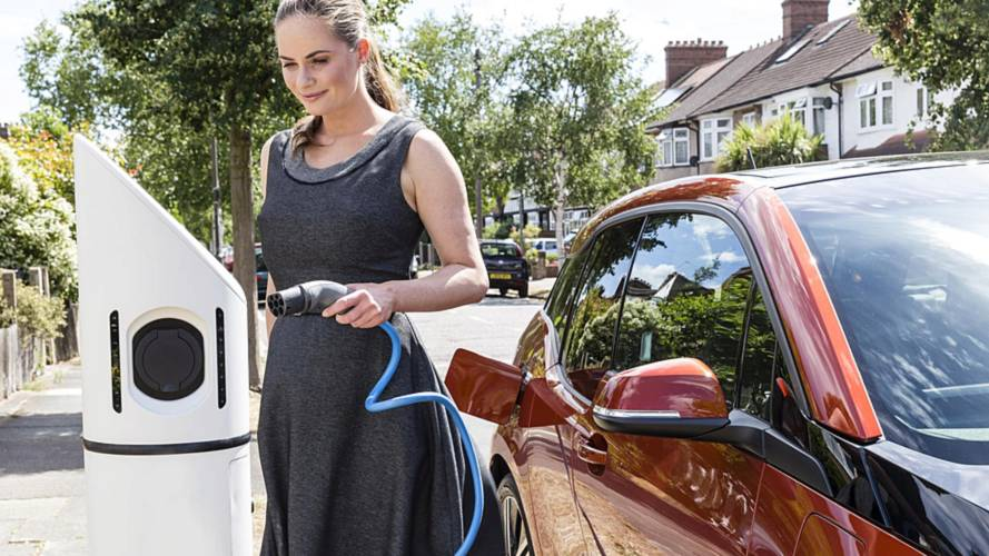 20% of parking spaces should be converted to EV charge points