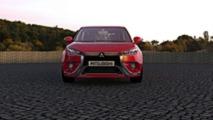 Mitsubishi Concept M.R.G. by Gábor Farkas