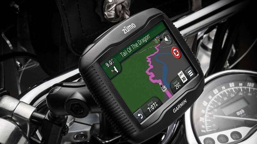 Garmin Zumo 390LM: New GPS Navigator For Motorcyclists