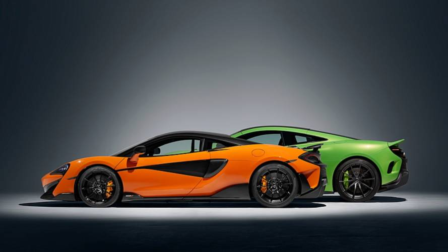 McLaren 600LT Spider Coming For 2019MY In U.S.