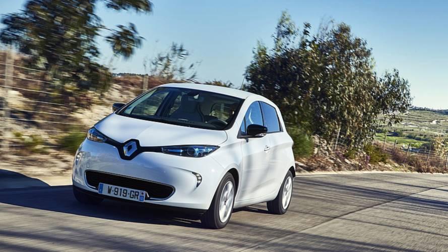 Carro Elétrico da Renault, Zoe tem 5 versões homologadas no Inmetro