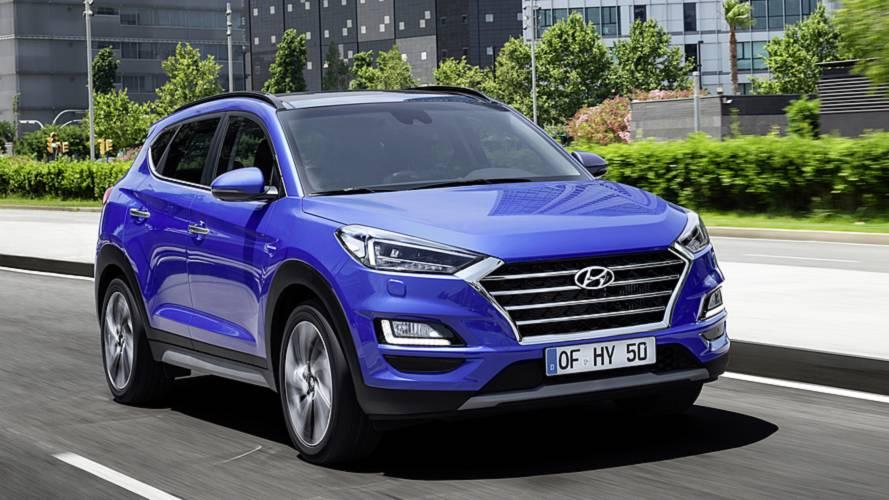 Primera prueba Hyundai Tucson 2019: retoques estéticos y mecánicos