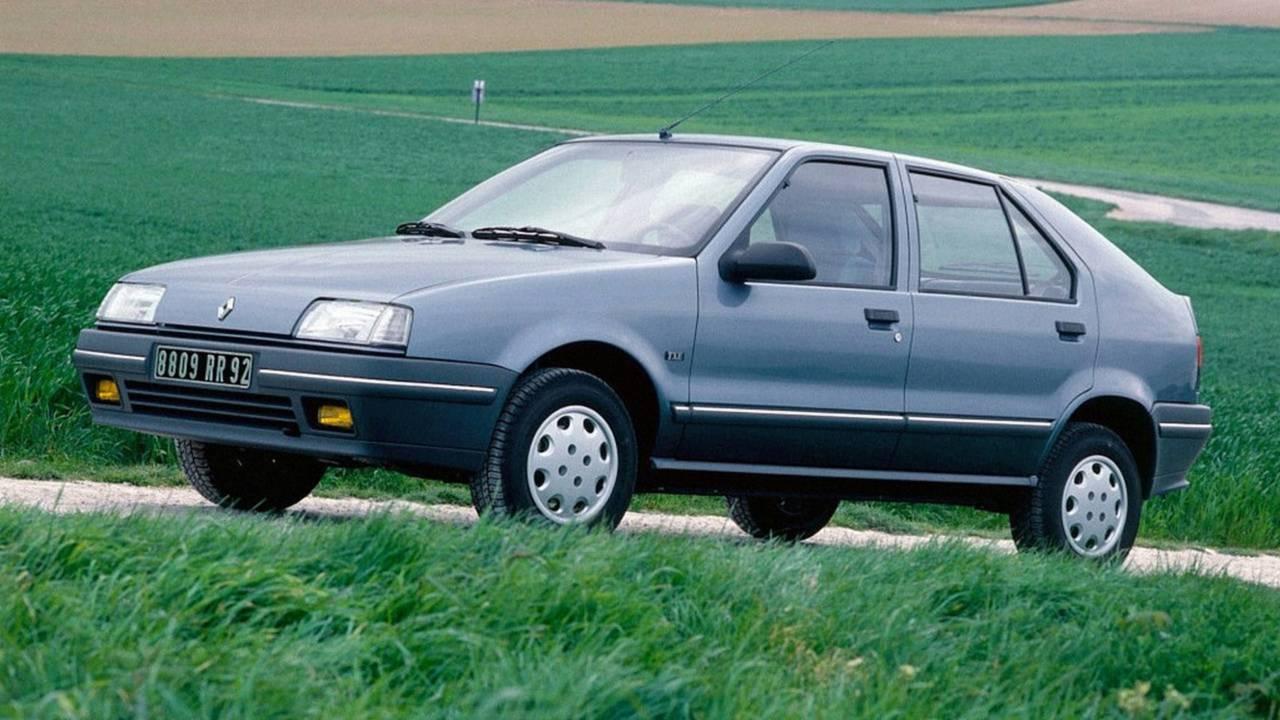 Renault 19 - 30 aniversario