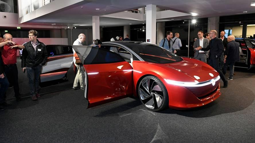 Future Center, qui nascono le Volkswagen del Futuro